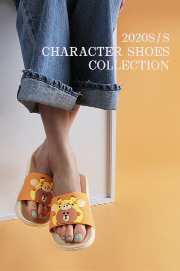2020 S/S CHARACTER SHOES